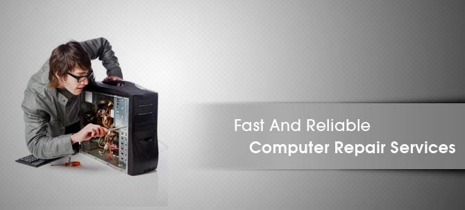 Fast And Reliable Computer Repair Services