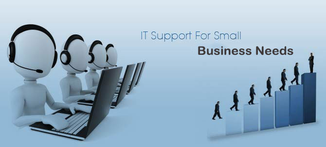 IT Support For Small Business Needs
